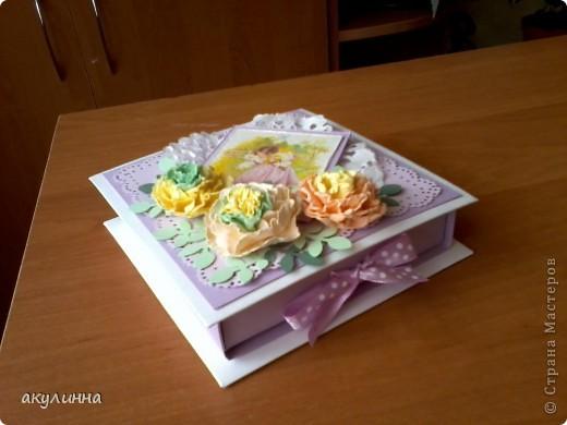 Нежная коробочка №2 фото 3