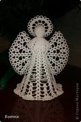 год Вязание крючком Ангелы