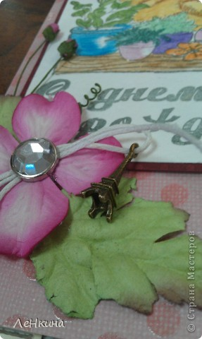 Купила Лена себе новые штампики с мишками )))) И пошла отрываться ) фото 6