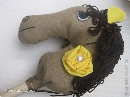 Я маленькая лошадка :)