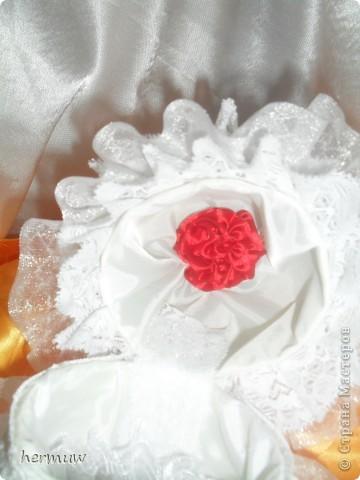 моя вторая кукла,невеста давно мечтала её сделать ждала пока муж подарит швейную машинку и вот наконец то )))))))) фото 6