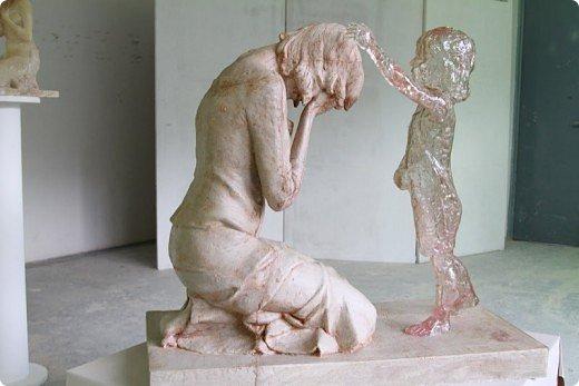 Картина панно рисунок День защиты детей Пергамано Дети - Дар Божий  Бумага Бумага бархатная фото 3