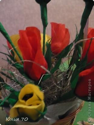 Мои первые бутончики роз! фото 3