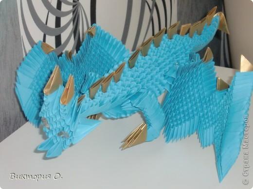 Очень грозный дракон фото 1