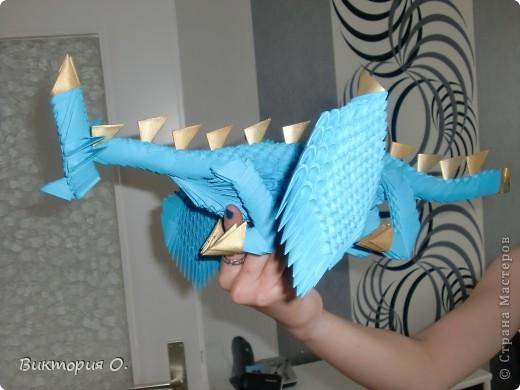 Очень грозный дракон фото 2