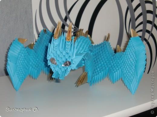 Очень грозный дракон фото 3