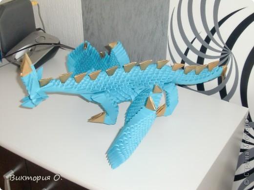 Очень грозный дракон фото 5