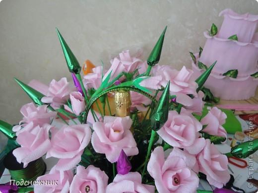 Розы в стиле свит-дизайн фото 3