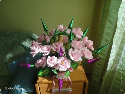 Розы в стиле свит-дизайн фото 4