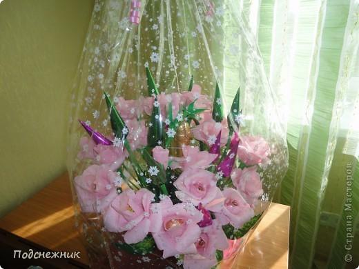Розы в стиле свит-дизайн фото 6