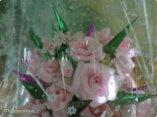 Розы в стиле свит-дизайн фото 7