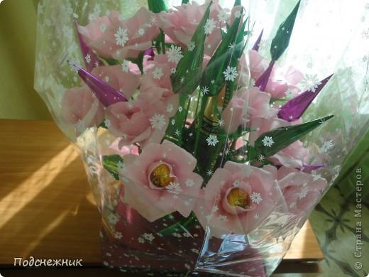 Розы в стиле свит-дизайн фото 8
