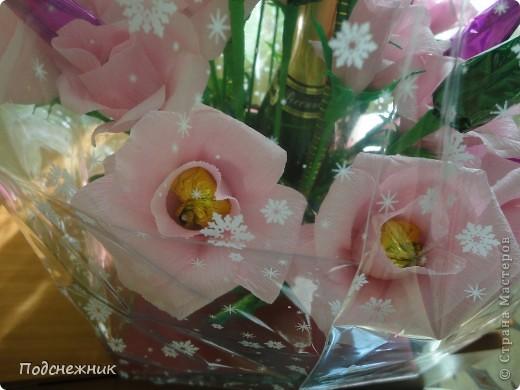 Розы в стиле свит-дизайн фото 9