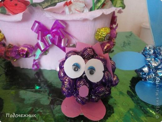 Такой торт был изготовлен мной по случаю рождения первой внучки нашего руководителя по работе. фото 5