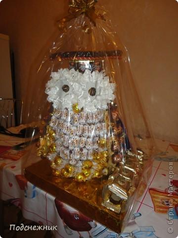Такая сова была изготовлена в подарок одному из профессоров известного в Уфе вуза по случаю его Юбилея! фото 8