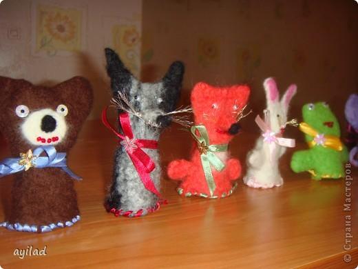 пальчиковые игрушка фото 1
