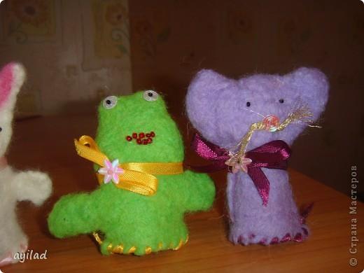 пальчиковые игрушка фото 2