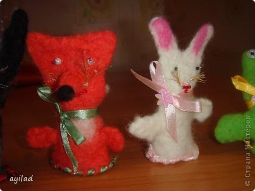 пальчиковые игрушка фото 3