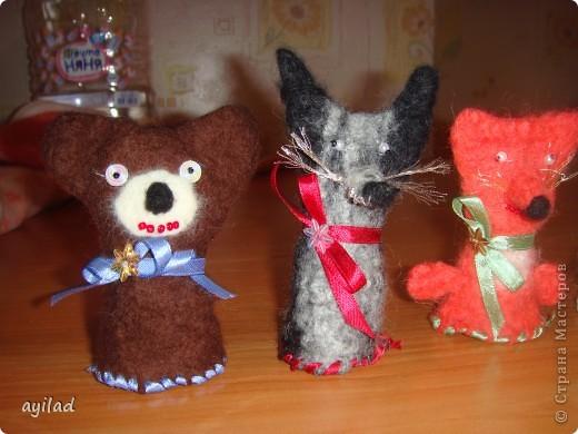 пальчиковые игрушка фото 4