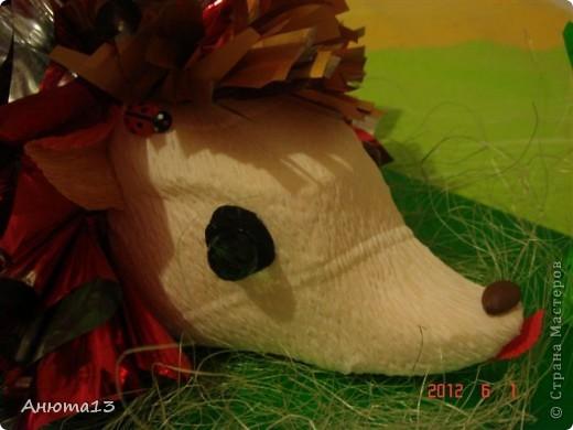Дорогие мастера и мастерицы!Вот заказали мне сумочку для 11-ти летней девочки))(Ура, у меня появился заказ!)Конфеты заказчица выбрала сама, поэтому я решила,что к ним необходимы фантазийные цветочки)) фото 6