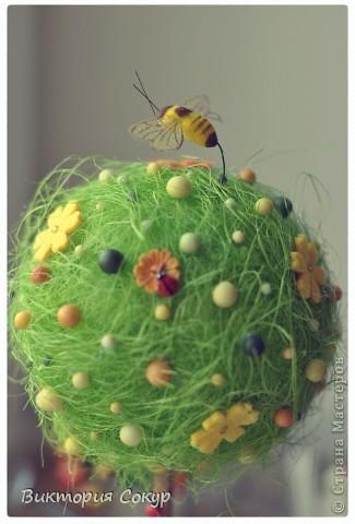 """Серия деревьев """"В летнем саду"""" !!! фото 5"""