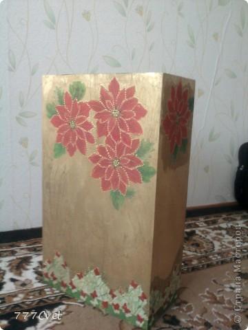 роспись коробки фото 1