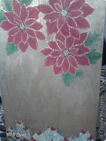 роспись коробки фото 2