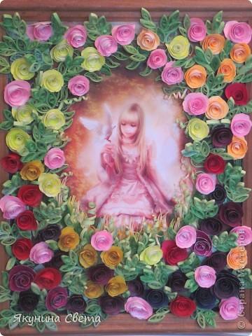 Фея розового сада фото 1