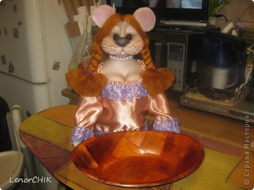 Ура!!! Наконец-то я сшила себе ёжика-повторюшку по мотивам кукол Елены Лаврентьевой.Огромное спасибо ей за идею!!! фото 5
