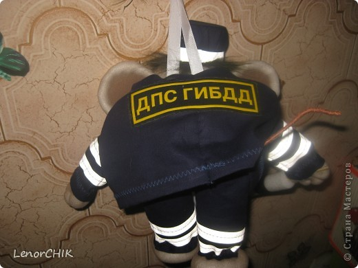 Ура!!! Наконец-то я сшила себе ёжика-повторюшку по мотивам кукол Елены Лаврентьевой.Огромное спасибо ей за идею!!! фото 4