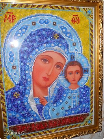 икона казанская фото 1