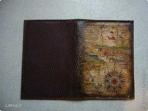 Моя обложка на паспорт фото 2