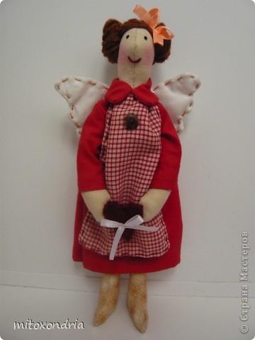 Наконец-то я опять взялась за шитье кукол! 5 месяцев не занималась Тильдочками, и вот, свершилось! фото 2