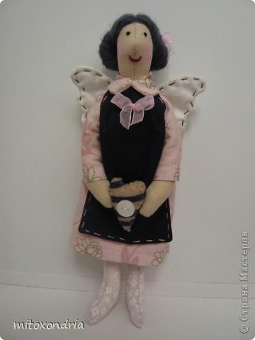 Наконец-то я опять взялась за шитье кукол! 5 месяцев не занималась Тильдочками, и вот, свершилось! фото 3