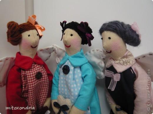 Наконец-то я опять взялась за шитье кукол! 5 месяцев не занималась Тильдочками, и вот, свершилось! фото 1