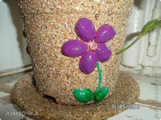 горшочки для цветов фото 2