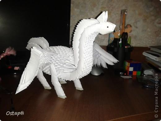 Коник з крильцями:))) фото 1