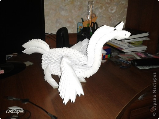 Коник з крильцями:))) фото 2