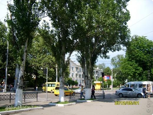 По календарю вчера наступило лето,а я хочу показать вам,дорогие девочки,каким был последний день весны этого,2012 года,в моём родном городе,в Тирасполе.  фото 7