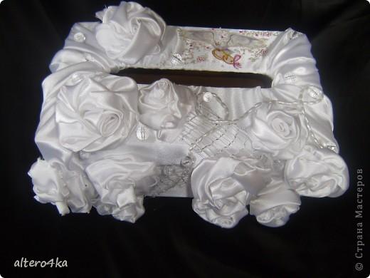 Cердечный топиарий, был сделан для украшения на свадьбу.) фото 3