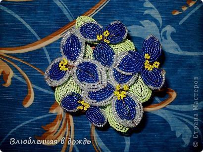 Орхидея сделана по МК mari-m26, спасибо большое за чудесную идею и прекрасный Мастер-класс. фото 2