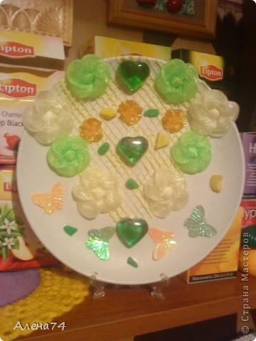 тарелка для украшения кухни фото 1