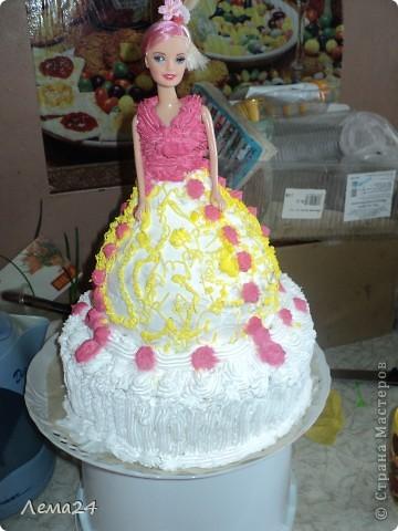 Доброго времени суток! Вот такой торт я испекла своей маленькой принцессе на ее 3х летие. Спасибо за идею Елене http://stranamasterov.ru/node/303717 . Ну и спасибо конечно за мастер - класс этого торта http://hlebopechka.ru/index.php?option=com_smf&Itemid=126&topic=44584.0
