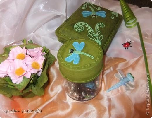 Добрый день или ночь, дорогие мастерицы!!!!Хочу сегодня показать вам первую попытку освоить Пейп-Арт в цвете , училась у Тани Сорокиной,   http://stranamasterov.ru/node/308701 .Итак...это коробочки для мелочей.... фото 3