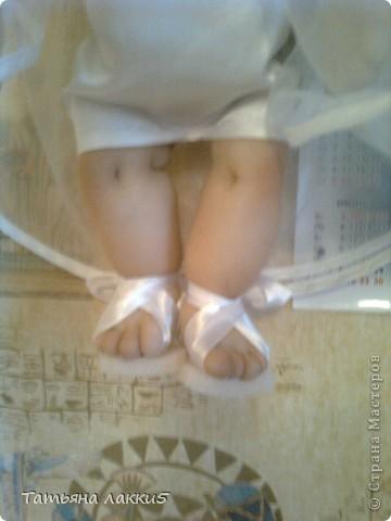 Эта кукла сделана в память о дочери для очень хорошей мамы. фото 14
