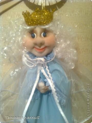 Эта кукла сделана в память о дочери для очень хорошей мамы. фото 12