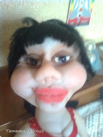 Эта кукла сделана в память о дочери для очень хорошей мамы. фото 8