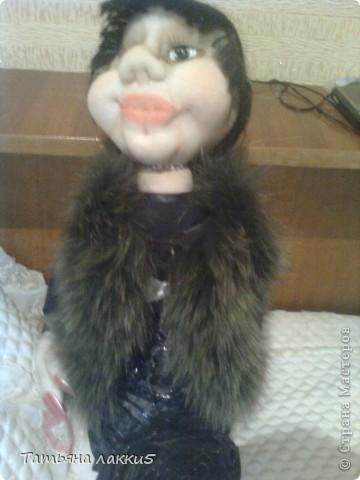 Эта кукла сделана в память о дочери для очень хорошей мамы. фото 5