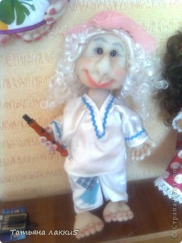 Эта кукла сделана в память о дочери для очень хорошей мамы. фото 9