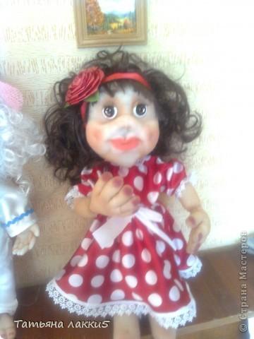 Эта кукла сделана в память о дочери для очень хорошей мамы. фото 2